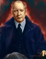 Raymond Reddington by KarimT