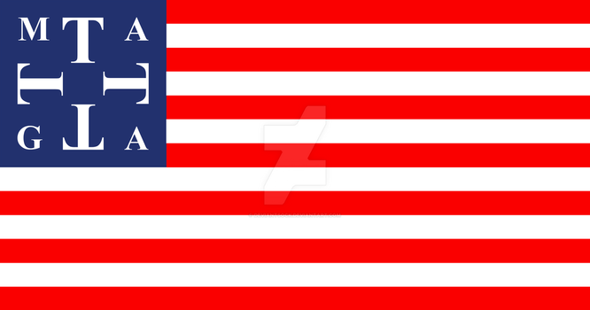 Future United States Flag by deviantsock
