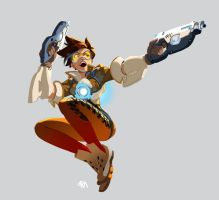 Tracer by zPePhungz