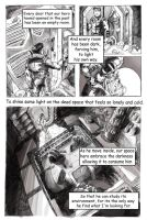 Pg2 Space explorer Comic Book by Husef Aritags by hartigas