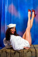 Pinup Project: Desi 03 by JazzyPhoto