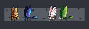 Micro-Dragon adopts [4/4][OPEN] by TheAdoptArtist