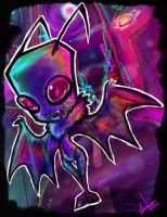 THE NIGHT OF THE VAMPIRE ZIM by Candys-Killer