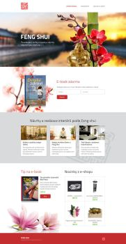 Feng Shui website by PiP3R-CZ
