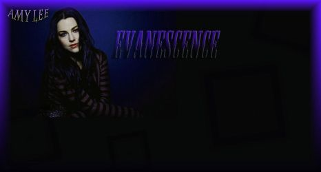 Amy Lee of Evanescence - Wallpaper by RoseBadWolfTyler