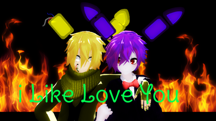 Motion I Like Love You [MMD] by Yhileue