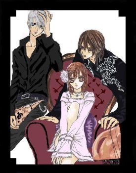Vampire Knight by darkaros