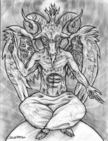 Baphomet by themeatgrinder