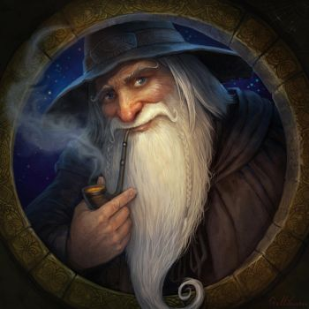 Gendalf by Julaxart