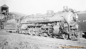 Northern Pacific Class A-1 #2626 by edjack12