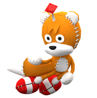 Tails Doll Render by Nibroc-Rock