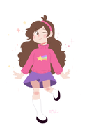 mabel by meibird