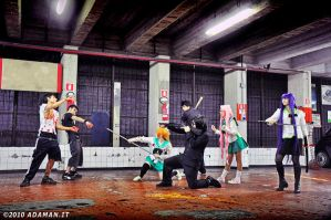 Highschool of the dead by Himecchin
