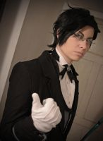 Claude Faustus Test 02 by ran--fujimiya