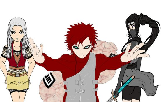 Lily-Gaara-Orchid by TwinWolfSister