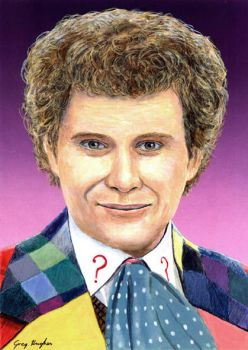 The Sixth Doctor by Arrowfire
