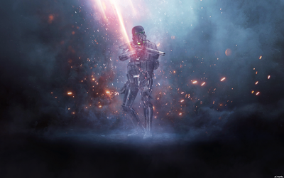 BattleFRONT 1 THEY SHALL NOT PASS Death Trooper by SK-STUDIOS-DESIGN