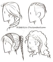 Braids Reference Sheet by Kibbitzer