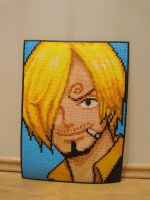 Sanji big portrait by MagicPearls