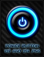 Power Button Dock Icon by Timmie56