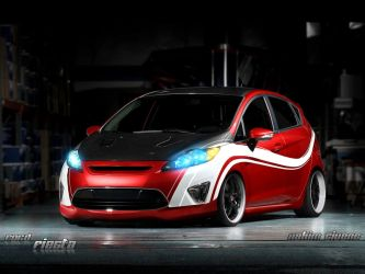 Ford Fiesta by Taglane