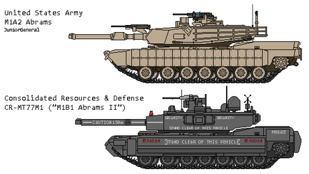 Corporate Abrams by VoughtVindicator