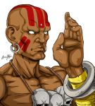 Dhalsim Character select SUPER STREET FIGHTER 2 by viniciusmt2007