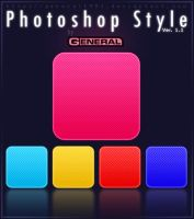 Photoshop Style Ver. 1.1 by General1991