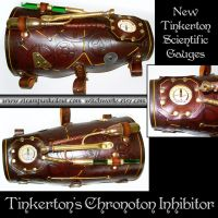 Tinkertons Chronoton Inhibitor by Steampunked-Out