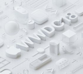 WWDC 2018 Official Poster by xXMrMustashesXx