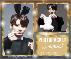 Photopack 01- Jungkook by Kyunglee by kyunglee