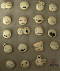 buttons by grelin-machin