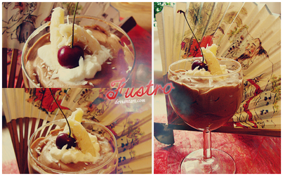 Chocolate Mousse recipe by Fustro
