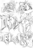 Akusai Doodles by Myed89