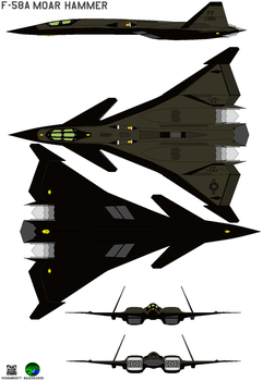 F-58A moar Hammer by bagera3005