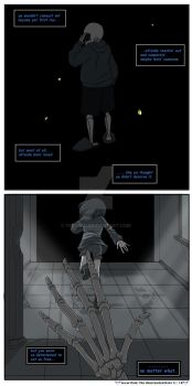 SecuriTale: The Unintended Date 2: p10 by tekitourabbit