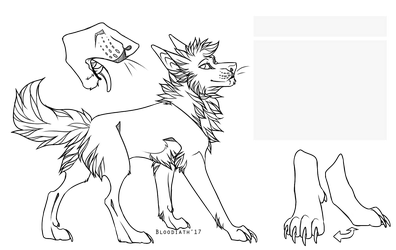 Free 2 Use Canine by Bloodiath