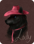 Lady - AT by oseille