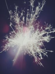 ok too many sparklers now by PinkClaudia35c