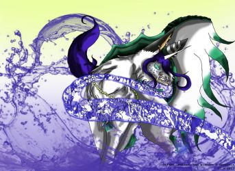 Water Whip by Herainia