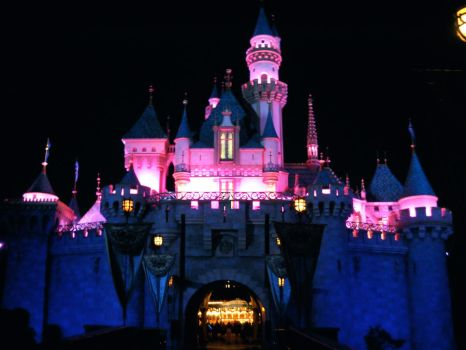 Cinderella's castle by The-Lover-Of-Life