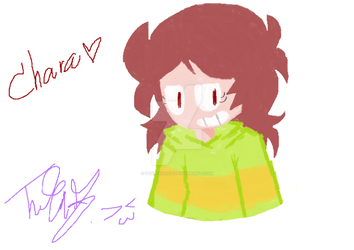 Chara by ItzMeViolet