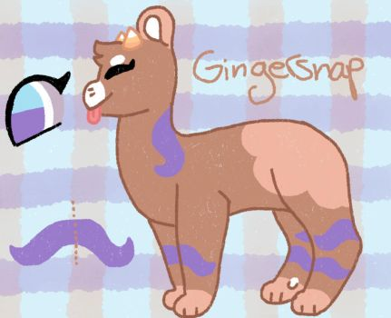 Gingersnap Ref by NeonRacoon