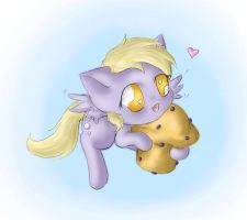 Muffin Delivery by SpectralPony