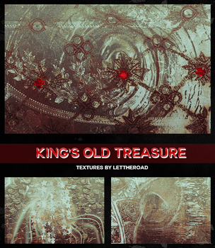 King's Old Treasure - Textures by LetTheRoad