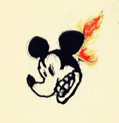 Mickey Doodle by niC0ras