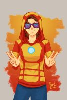 ID270416. TeamIronMan by sexyfairy