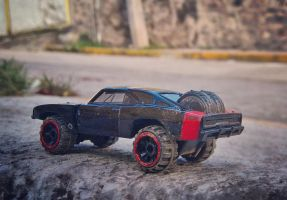 Dodge charger by MannuelAlegria
