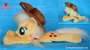My Little Pony - Applejack - Beanie Plush by Lavim
