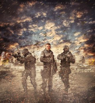 Operation Rainbow Reloaded by ShoaibBhimani